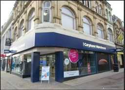 1,432 SF High Street Shop for Rent  |  52 - 53 Briggate, Leeds, LS1 6HD