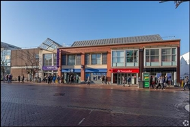 1,063 SF Shopping Centre Unit for Rent  |  Coopers Square Shopping Centre, Burton Upon Trent, DE14 1DD