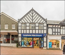 1,054 SF High Street Shop for Rent  |  18 Witton Street, Northwich, CW9 5EB