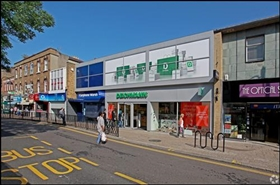 1,520 SF High Street Shop for Rent  |  188B High Street, Hounslow, TW3 1HL
