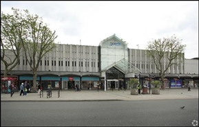 1,382 SF Shopping Centre Unit for Rent  |  Merseyway Shopping Centre, Stockport, SK1 1PD