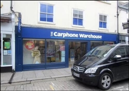 885 SF High Street Shop for Rent  |  4 - 5 King Street, Truro, TR1 2RA