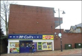 2,833 SF High Street Shop for Rent  |  74 Montgomery Square, Rotherham, S63 7RZ