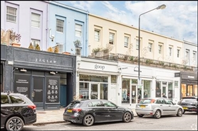 778 SF High Street Shop for Rent  |  188 Westbourne Grove, London, W11 2RH