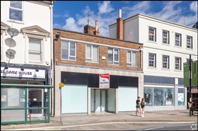 914 SF High Street Shop for Rent  |  104 High Street, Newmarket, CB8 8JQ