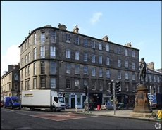 500 SF High Street Shop for Rent  |  5 Bernard Street, Edinburgh, EH6 6PW