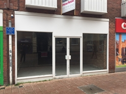 796 SF High Street Shop for Rent  |  36 Cattle Market, Loughborough, LE11 3DL