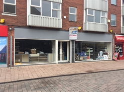 1,669 SF High Street Shop for Rent  |  2-3 Market Street, Loughborough, LE11 3EP