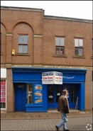 1,813 SF High Street Shop for Rent  |  12 Mill Street, Macclesfield, SK11 6LY