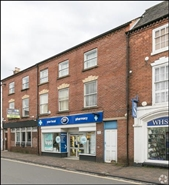 1,279 SF High Street Shop for Rent  |  27 High Street, Stourport On Severn, DY13 8BJ
