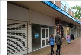 571 SF Shopping Centre Unit for Rent  |  5 Nicholas Way, Dunstable, LU6 1TD