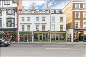 1,400 SF High Street Shop for Rent  |  199 - 203 Kings Road, London, SW3 5ED