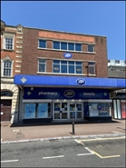 1,807 SF High Street Shop for Rent  |  9 Strand, Torquay, TQ1 2AA