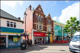 1,217 SF High Street Shop for Rent  |  91 - 93 High Street, Staines, TW18 4DP