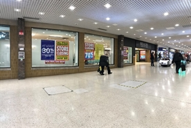 26,497 SF High Street Shop for Sale  |  Part Former Beales Department Store, Mansfield, NG18 1SU