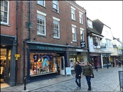 848 SF High Street Shop for Rent  |  47a Burgate, Long Market Shopping Centre, Canterbury, CT1 2HW