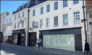 3,172 SF High Street Shop for Rent  |  Greyhound House, Richmond, TW9 1HY