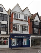 1,843 SF High Street Shop for Rent  |  86 - 88 High Street, Guildford, GU1 3HE