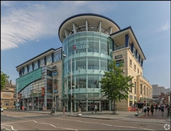 3,667 SF Retail Park Unit for Rent  |  Unit S1/S3, The Cornerhouse, Nottingham, NG1 4DB