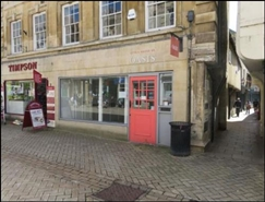 769 SF High Street Shop for Rent  |  55 High Street, Stamford, PE9 2EW