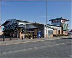 3,509 SF Retail Park Unit for Rent  |  Unit F, Selby, YO8 8LY