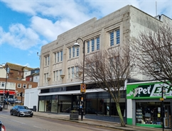 14,649 SF High Street Shop for Rent  |  30 - 36 Queens Road, Hastings, TN34 1QY