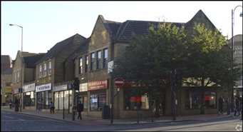 810 SF High Street Shop for Rent  |  Unit 3, Cherry Tree Centre, Huddersfield, HD1 2ET