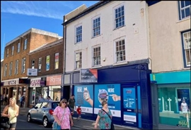 570 SF High Street Shop for Rent  |  39 High Street, Barnstaple, EX31 1BZ