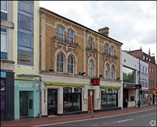 2,645 SF High Street Shop for Rent  |  Orbit House, Reading, RG1 2LG