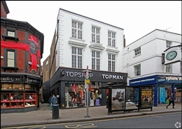 2,833 SF High Street Shop for Rent  |  54 George Street, Richmond, TW9 1HJ