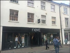 7,000 SF High Street Shop for Sale  |  68 High Street, Barnstaple, EX31 1HX