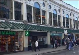 1,290 SF Shopping Centre Unit for Rent  |  73 Fleet Street, Torquay, TQ2 5EH