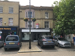 2,322 SF High Street Shop for Rent  |  18 Market Square, Biggleswade, SG18 8AS
