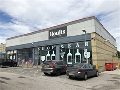 3,020 SF Retail Park Unit for Rent  |  Unit 4 Castlegate Retail Park, Huddersfield, HD1 5AN