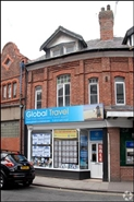 260 SF High Street Shop for Rent  |  8 The Crescent, West Kirby, Wirral, CH48 4HN
