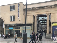 457 SF Shopping Centre Unit for Rent  |  19 - 20 The Arcade, Bristol, BS1 3JD