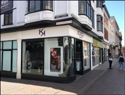 687 SF High Street Shop for Rent  |  28 Tavern Street, Ipswich, IP1 3AS