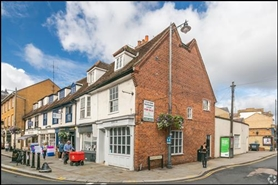 790 SF High Street Shop for Rent  |  31 - 35 Fore Street, Hertford, SG14 1DJ