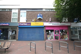 787 SF High Street Shop for Rent  |  70 High Street, Gosport, PO12 1DR
