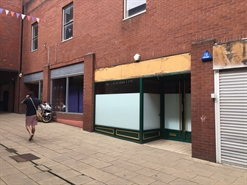 882 SF Shopping Centre Unit for Rent  |  Unit 10, St Benedicts Court, Huntingdon, PE29 3PN