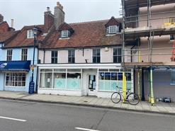 720 SF High Street Shop for Rent  |  41-42 St. Thomas Street, Lymington, SO41 9ND