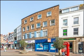 697 SF High Street Shop for Rent  |  54 - 56 Old Christchurch Road, Bournemouth, BH1 1LL