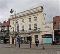 2,773 SF High Street Shop for Rent  |  4 High Street, High Wycombe, HP11 2AZ