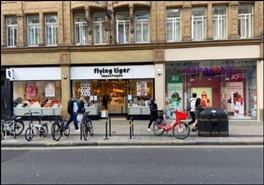 3,349 SF High Street Shop for Rent  |  105 - 107 Oxford Street, London, W1D 2HQ