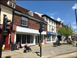 2,372 SF High Street Shop for Rent  |  2 - 3 Market Hill, Sudbury, CO10 2EA