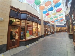 1,000 SF Shopping Centre Unit for Rent  |  Unit 10 Sanderson Arcade, Morpeth, NE61 1NS