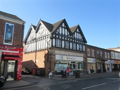 1,304 SF High Street Shop for Rent  |  9 water Lane, Wilmslow, SK9 5AE