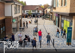 Shopping Centre Unit for Rent  |  Piries Place, Horsham, RH12 1DG