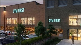 7,000 SF Shopping Centre Unit for Rent  |  New Gym, Gillingham, ME7 3PD