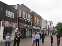 2,489 SF High Street Shop for Rent  |  23 Grove Street, Wilmslow, SK9 1DU